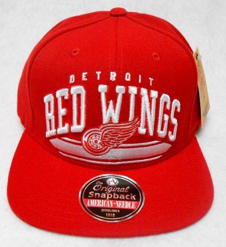 NHL American Needle Men's Detroit Red Wings Sticks