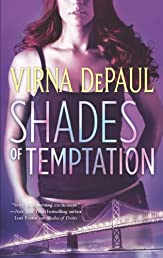 Shades of Temptation (Hqn)