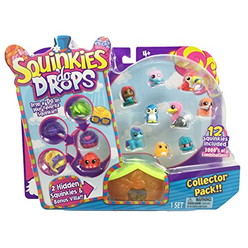 Squinkies 'do Drops Season 1 Toy Figure (12 Pack) Style 8