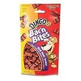 Present DINGO BAC'N BITES SOFT & CHEWY TREATS ➢