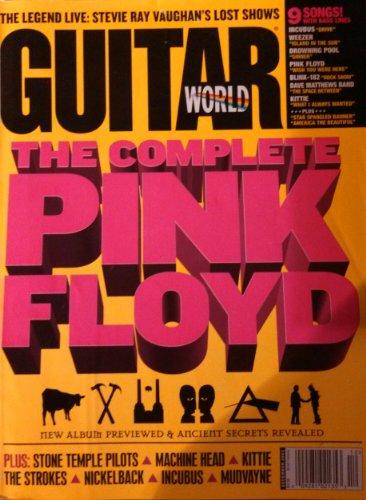 Guitar World: The Complete Pink Floyd December 2001 front-556172