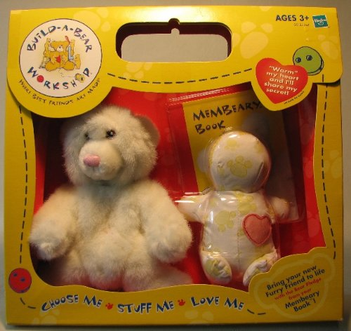 Build-A-Bear Workshop Kit (white bear)