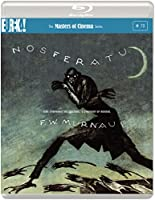 Nosferatu Limited. Edition Steelbook [Masters of Cinema] Dual Format [Blu-ray & DVD] [Edizione: Regno Unito]