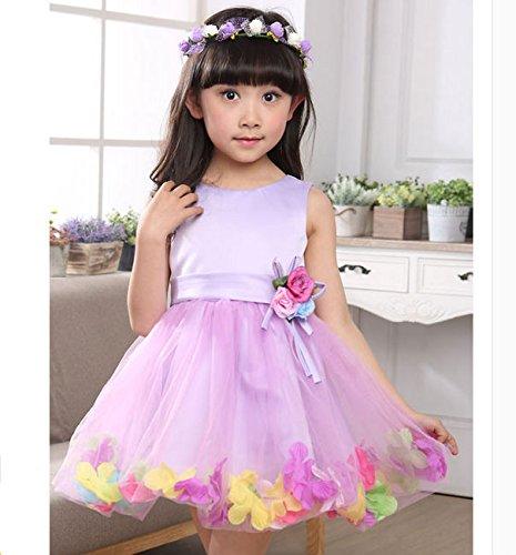 1311b6aa7da4e ...  お花の入ったドレス こども キッズ ドレス フォーマル ワンピース 衣装 ベビー 発表会 ...