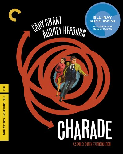 Charade (The Criterion Collection) [Blu-ray] Cover Art