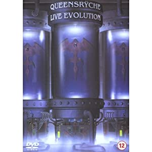 Queensryche - Live Evolution (NTSC)