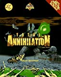 img - for Unlock the Secrets of Total Annihilation by Selby Bateman (1997-10-02) book / textbook / text book