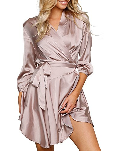 simplee-apparel-womens-3-4-sleeve-v-neck-tie-ruffles-hem-satin-wrap-dress-medium