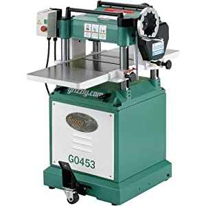 Grizzly G0453 Planer, 15-Inch