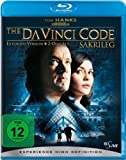 Image de The Da Vinci Code-Sakrileg-Thrill Edition [Blu-ray] [Import allemand]