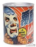 覆面の缶詰