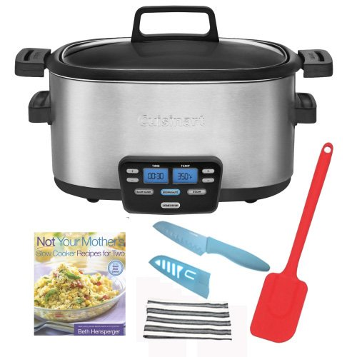 Cuisinart Cook Central MSC-600 6 quart Slow Cooker