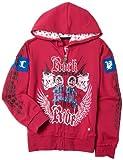 Pink Label Little Girls' Rockin N Ride Hoody