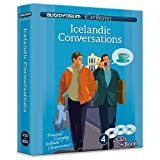 Icelandic Conversations (4 CDs/Book)