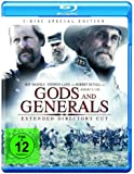 BD * Gods and Generals - Extended Director's Cut (2 Discs) [Blu-ray] [Import allemand]