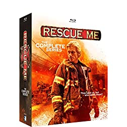 Rescue Me - The Complete Series [Blu-ray]
