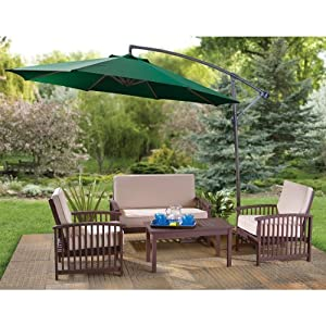 Bargain Outfitters - Guide Gear 10 foot Cantilever Umbrella - $99.97