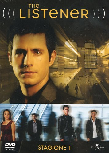 The listener Stagione 01 [4 DVDs] [IT Import]