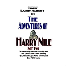 The Adventures of Harry Nile: Set Two Radio/TV Program by Jim French, Matthew Elliott, Sable Jak Narrated by Larry Albert,  a full cast