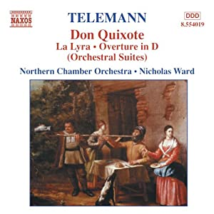Telemann - Orchestral Suites by Naxos
