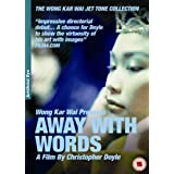 Away With Words [DVD]by Christopher Doyle