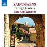 Saint-Saens: String Quartets Nos. 1 & 2