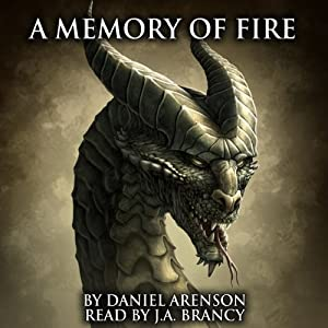 A Memory of Fire Audiobook