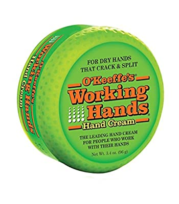 3.4oz Working Hands Jar
