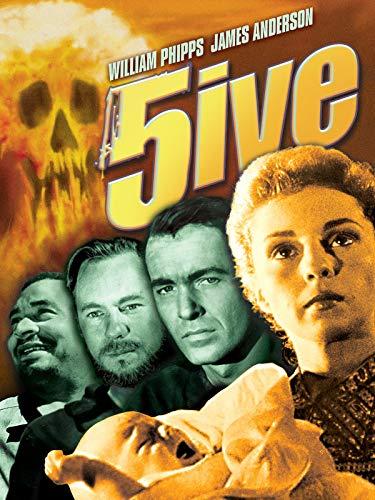 Five on Amazon Prime Video UK