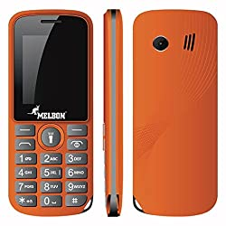 Melbon Dude 22 Orange Dual Sim Moblie Phone