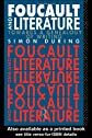 Foucault and Literature: Towards a Genealogy of Writing