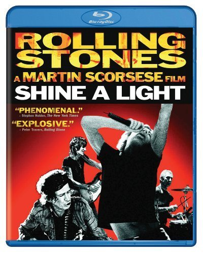 Shine A Light (2008) (BD) [Blu-ray] by Warner Bros.