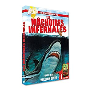 Les Machoires infernales : Les dents de la mort / Secret pulsion