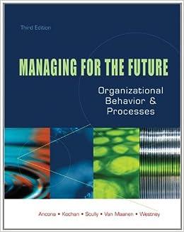 Organizational Behavior at EssayPedia.com