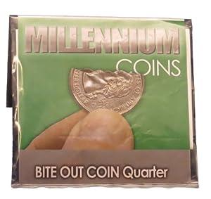 Millennium Coins Bite Out Quarter