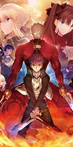 Fate/stay night [Unlimited Blade Works] Blu-ray Disc Box Ⅱ