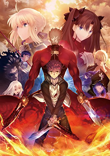 Fate/stay night [Unlimited Blade Works] Blu-ray Disc Box �【完全生産限定版】