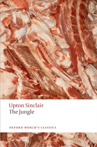 the trials of jurgis rudkus in the jungle by upton sinclair The jungle by upton sinclair (1906) chapter 1 and she had just been married—and married to jurgis, of all men, to jurgis rudkus, he with the.