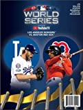 2018 Official World Series Program - Boston Red Sox vs. Los Angeles Dodgers