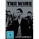 """The Wire - Die komplette erste Staffel [5 DVDs]von """"Dominic West"""""""