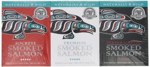 Alaska-Smokehouse-Smoked-SalmonPepper-GarlicSockeye-Gift-Set