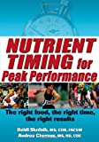 The Nutrient Timing for Peak Performance