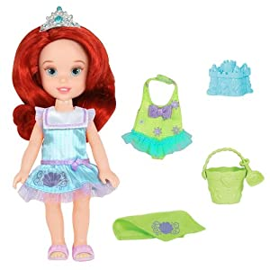 My First Disney Petite Ariel & Sun Fashions Doll