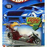 #2002-133 Fright Bike Collectible Collector Car Mattel Hot Wheels