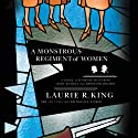 A Monstrous Regiment of Women: A Novel of Suspense Featuring Mary Russell and Sherlock Holmes: The Mary Russell Series, Book 2 Audiobook by Laurie R. King Narrated by Jenny Sterlin