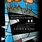 A Monstrous Regiment of Women: A Novel of Suspense Featuring Mary Russell and Sherlock Holmes: The Mary Russell Series, Book 2 (       UNABRIDGED) by Laurie R. King Narrated by Jenny Sterlin