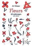 FLEURS : 60 COLORIAGES ANTI-STRESS