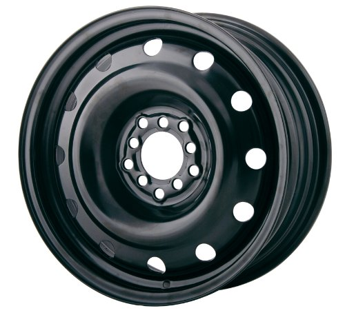 Steel S425 Black - 15 x 6 Inch Wheel