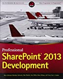 img - for Professional SharePoint 2013 Development book / textbook / text book