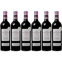 Chateau Bois Pertuis Red Wine Bordeaux NV 75 cl (Case of 6)